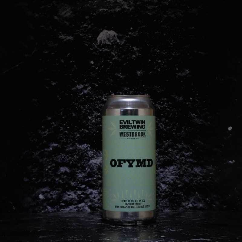 Evil Twin - Westbrook - OFYMD - 12.80% - 47.3cl - Can