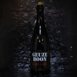 Boon - Oude Gueuze Black Label 2° édition - 7% - 75cl - Bte