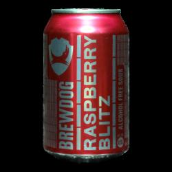 BrewDog - Raspberry Blitz - 0.5% - 33cl - Can