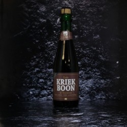 Boon - Oude Kriek - 6.5% - 37.5cl - Bte