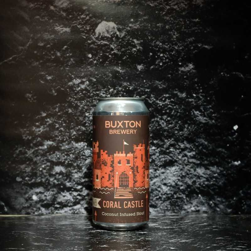 Buxton - J Wakefield - Coral Castel - 8.5% - 44cl - Can
