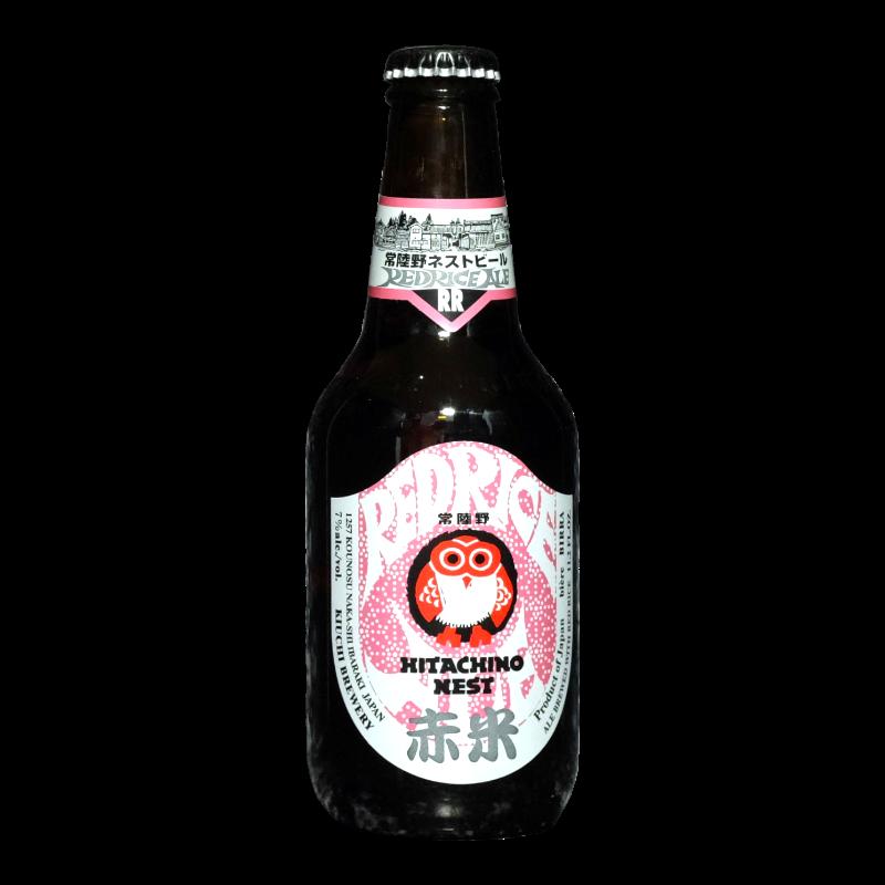 Hitachino - Red Rice - 5.50% - 33cl - Bte