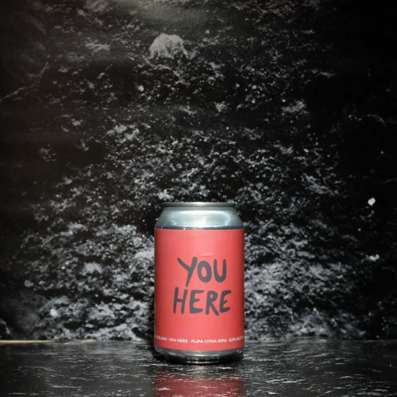 Jakobsland - You Here - 8% - 33cl - Can