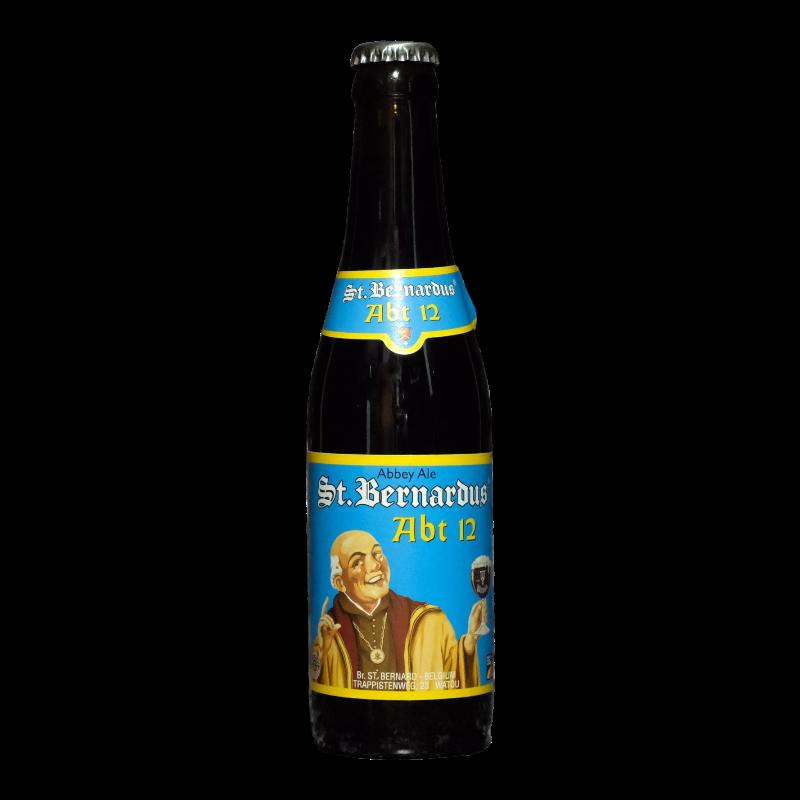 St Bernardus - 12 ABT - 10% - 33cl - Bte