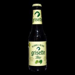 St-Feuillien - Grisette Gluten Free Bio - 5.5% - 25cl - Bte
