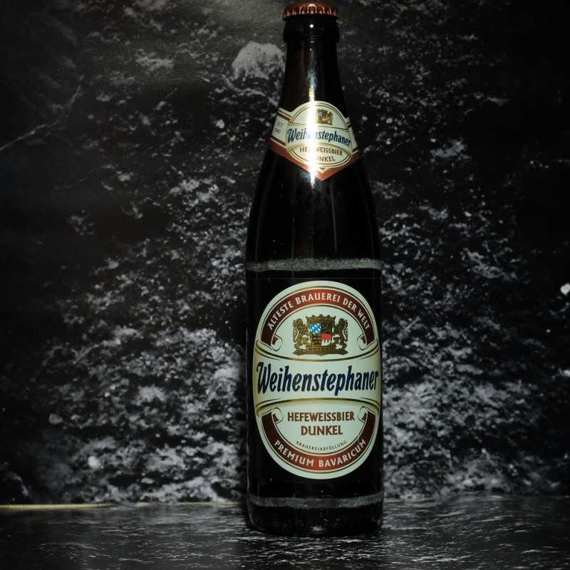Weihenstephaner - Dunkel - 5.3% - 50cl - Bte