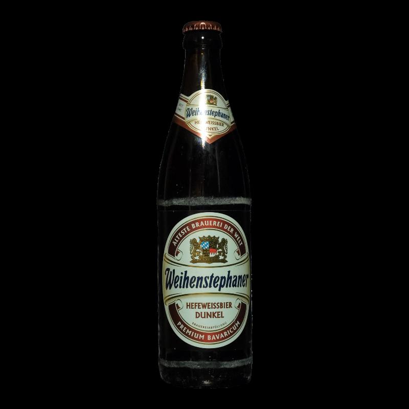 Weihenstephaner - Hefeweissbier Dunkel - 5.3% - 50cl - Bte
