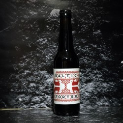 WhiteFrontier - Baltic Porter - 7.50% - 33cl - Bte