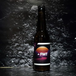 WhiteFrontier - FWT Session IPA - 3.50% - 33cl - Bte