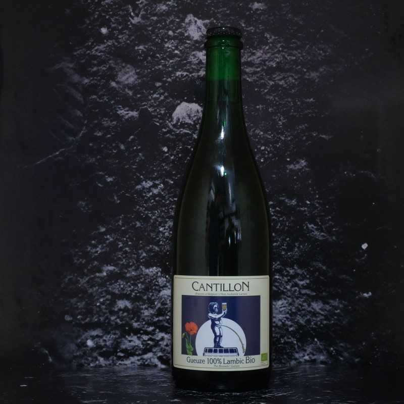 Cantillon - Geuze - 5% - 75cl - Bte