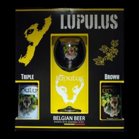 Lupulus - Coffret 2*75cl +...