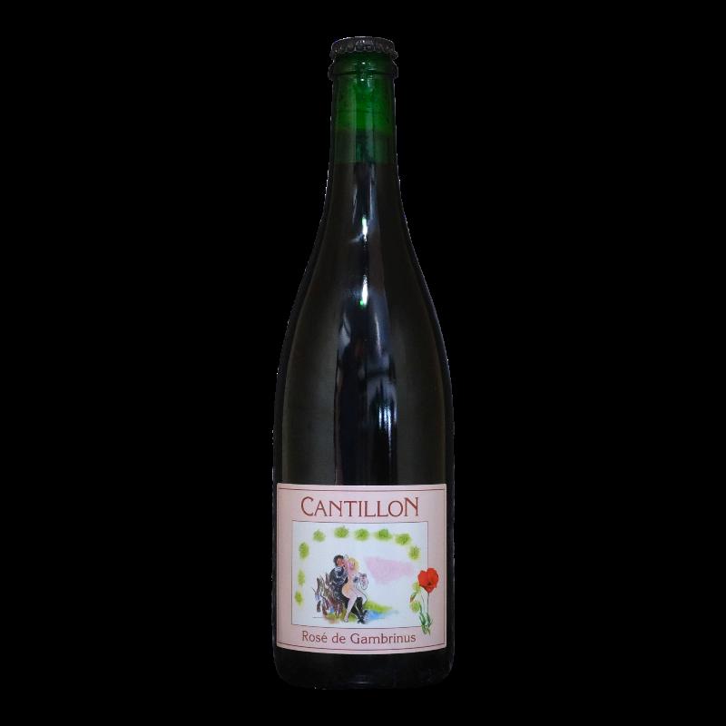 Cantillon - Rosé de Gambrinus - 5% - 75cl - Bte