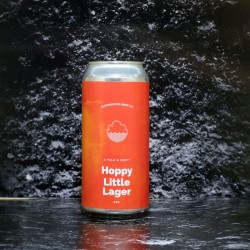 Cloudwater - Hoppy Little Lager - 3.6% - 44cl - Can