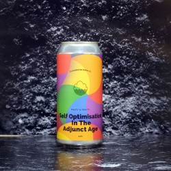 Cloudwater - Self Optimisation in the Adjunct Age - 4.4% - 44cl - Can