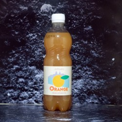 Les Pétillantes - Orange Bio - 0% - 50cl - Bte