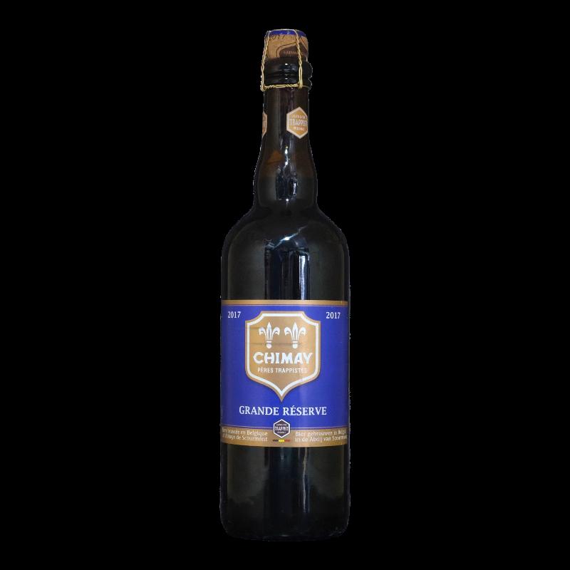 Chimay - Bleu - 9% - 75cl - Bte