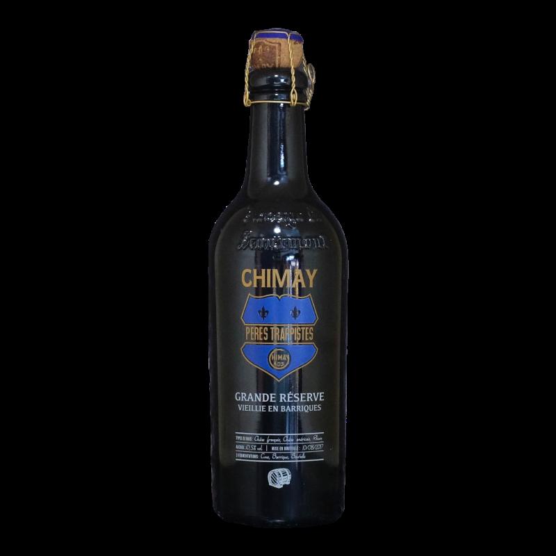 Chimay - Bleu Rhum BA - 10.5% - 37.5cl - Bte