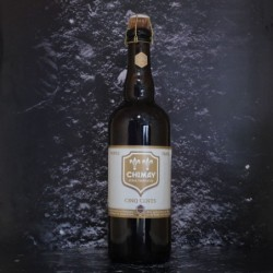Chimay - Triple - 8% - 75cl - Bte