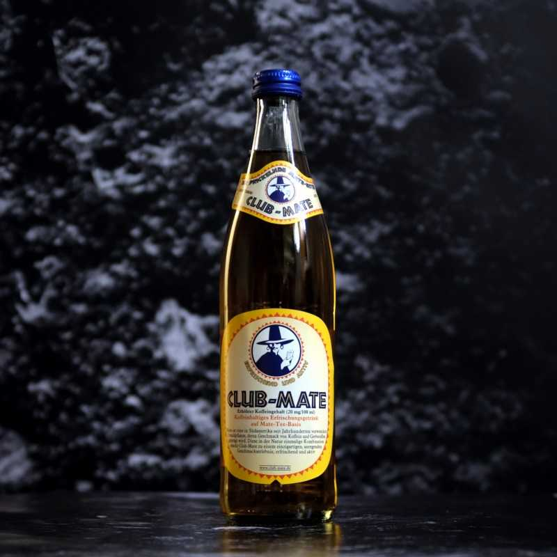 Loscher - Club Mate - 0% - 50cl - Bte