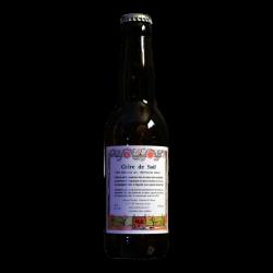 Vulcain - Cidre de Soif - 4.5% - 33cl - Bte