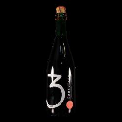 3 Fonteinen - Intens Rood - 6.6% - 75cl - Bte