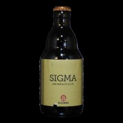Alvinne - Sigma - 8% - 33cl - Bte