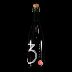 3 Fonteinen - Framboos - 6.4% - 75cl - Bte