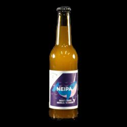 WhiteFrontier - NEIPA  - 6.5% - 33 - Bte