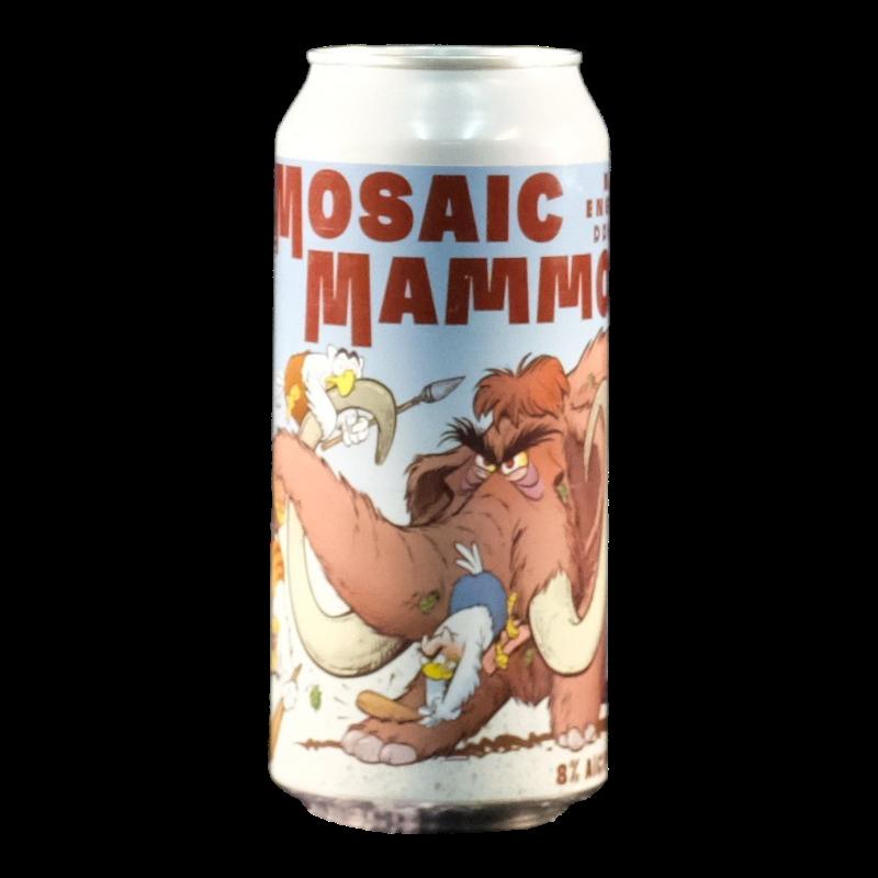 Het Uiltje - Mosaic Mammoth - 8% - 44cl - Can