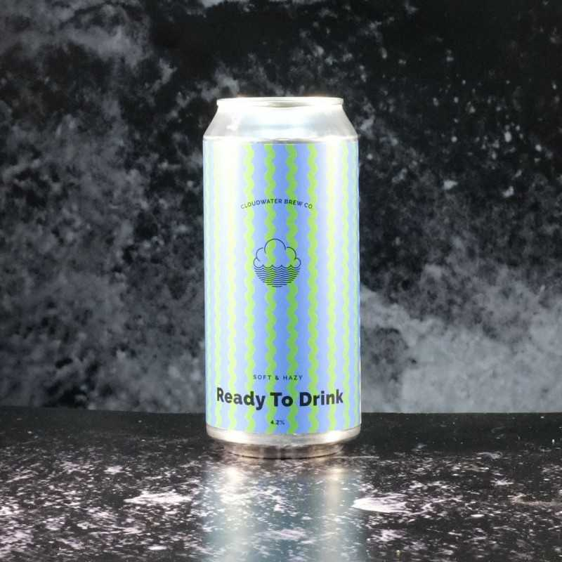 Cloudwater - Ready to Drink - 4.2% - 44cl - Can