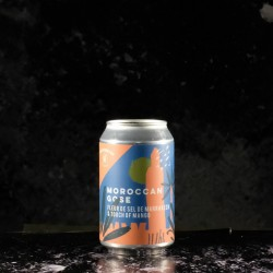 WhiteFrontier - Moroccan Gose - 5% - 33cl - Can