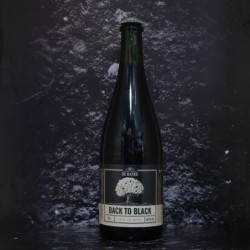 De Ranke - Back to Black - 7% - 75cl - Bte