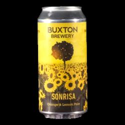 Buxton - Sonrisa - 4.7% - 44cl - Can