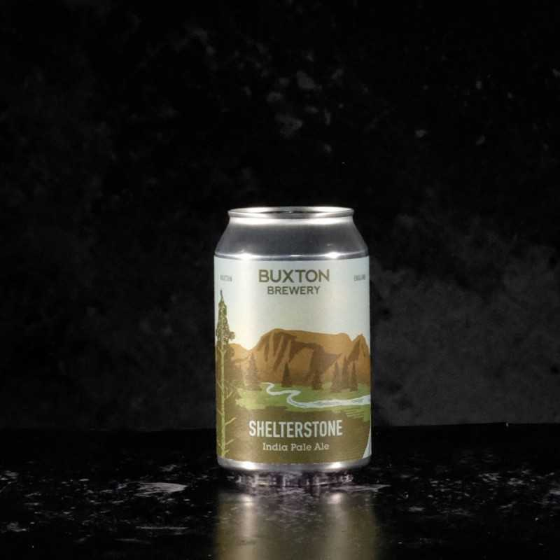 Buxton - Shelterstone - 5.6% - 33cl - Can