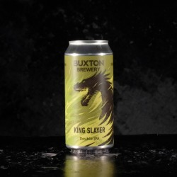 Buxton - King Slayer - 8% - 44cl - Can