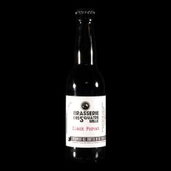 5 Quatre Mille - Black Forest - 7.8% - 33cl - Bte