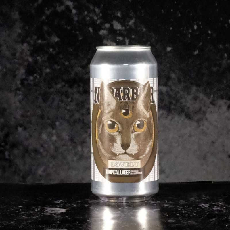 Naparbier - Lovely - 5.8% - 44cl - Can