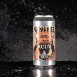 Naparbier - Koln - 4.7% - 44cl - Can