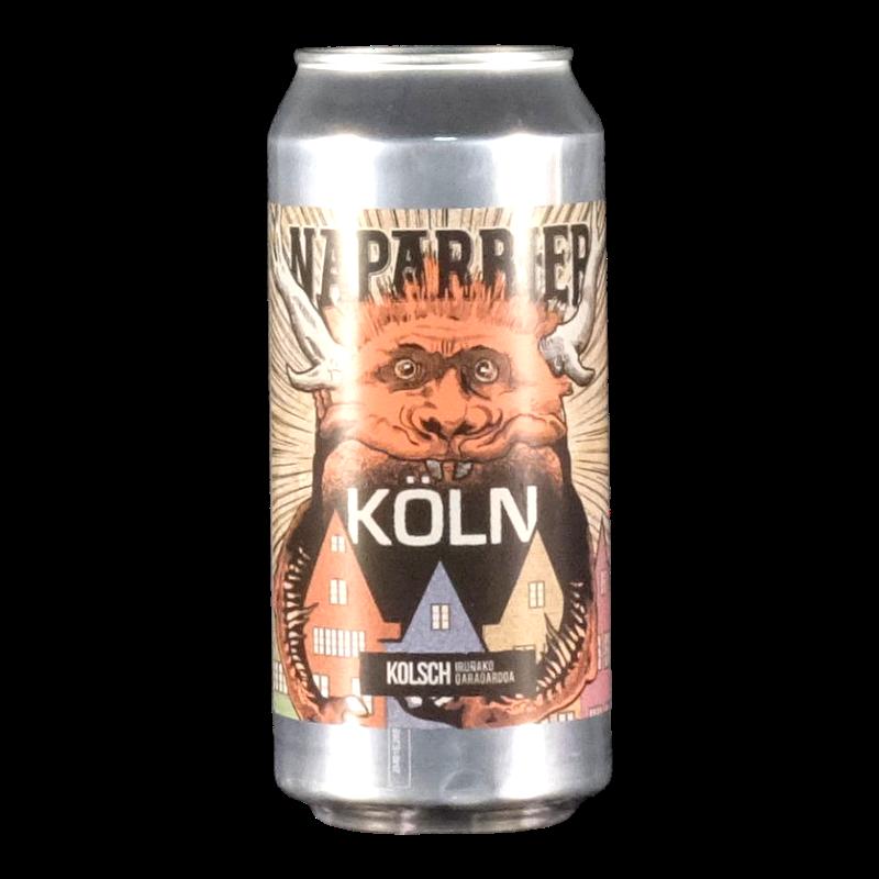 Naparbier - Koln - 4.7% - 44cl - Can