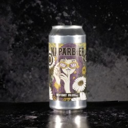 Naparbier - Hush - 6% - 44cl - Can