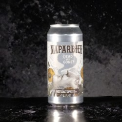 Naparbier - Dead and Gone ? - 8% - 44cl - Can