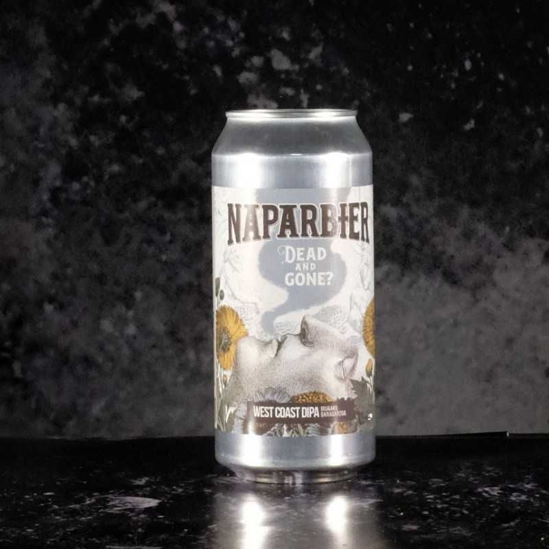 Naparbier - Dead and Gone? - 8% - 44cl - Can