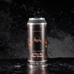 Cloudwater - A Fire by the Bines  - 8% - 44cl - Can