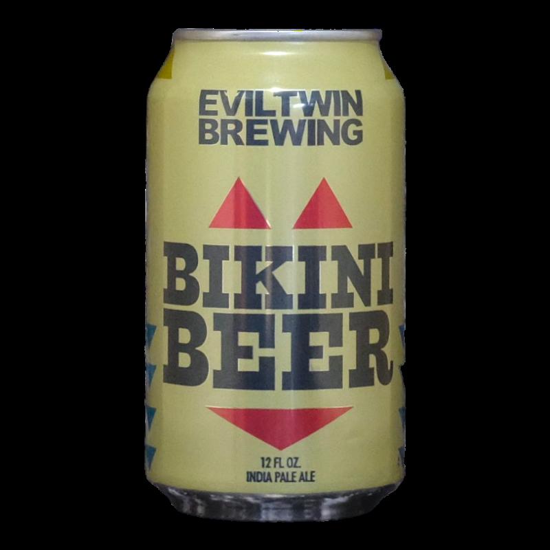 Evil Twin - Bikini Beer - 2.7% - 35.5cl - Can