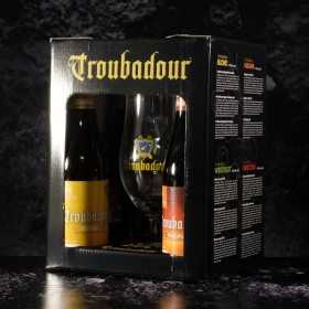 Troubadour - Coffret 4...