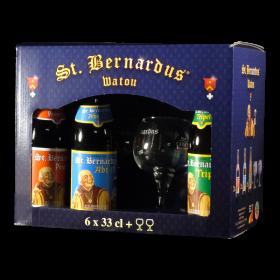 St Bernardus - Coffret 6...