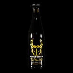 Wild Beer - Tepache - 6% - 33cl - Bte