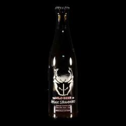 Wild Beer - Amuse Strawberry - 5% - 33cl - Bte