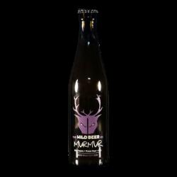 Wild Beer - Murmur - 5% - 33cl - Bte