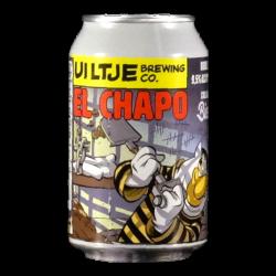 Het Uiltje - Bierol - El Chapo - 9.5% - 33cl - Can